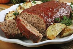 Classic Meatloaf - I love meatloaf very much.  It is so delicious, can be made with a wide variety of ingredients, and is very easy to make if you're in a hurry. It's enjoyed by many around the world, and is perfect for many occasions. Try out this recipe!