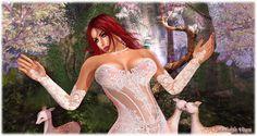 https://flic.kr/p/GcZc8W | Michaela - Enchanted Forest - Dreamland 1 - 02 | No Post-Processing.  Enchanted Forest - Dreamland 1  Location: Vixen's Creative Studios Photographer & Model: Michaela Vixen (VampBait69) Set Design & Creation: Michaela Vixen (VampBait69)  Vixen's Log - More Info & Credits Here