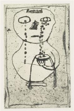 Louise Bourgeois - Vase of Tears - 1945