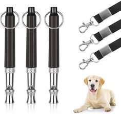 Ultrasonic Dog Whistle Recall Training Dog Control Stop Barking with Individually Pitch Adjustable for easy Dog Training >>> Visit the image link more details. (This is an affiliate link)