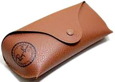 ray ban eyeglasses case  ray ban sunglasses case brown color