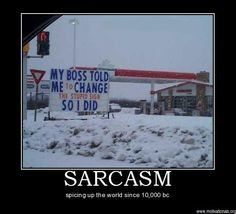 Motivational Sarcastic Funny Posters | sarcasm motifake 52464 demotivational poster, motivationals