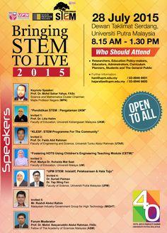 The upm stem team upm stem science technology engineering bringing stem to live toneelgroepblik Images