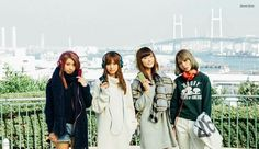 Scandal Scandal Japanese Band, Coat, Music, Jackets, Fashion, Musica, Down Jackets, Moda, Sewing Coat