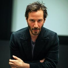 WHY DO WE LOVE KEANU? Because he is, at heart, a storyteller. (chicfoo) keanu