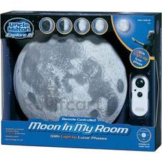 A Moon in My Room Set for the wannabe astronauts!!