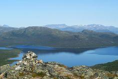 View from Leutsuvaara. by heska, via Flickr
