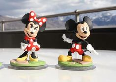 Disney infinity 3.0- Mickey Mouse & Minnie Mouse but what would their powers be? Comment below with your ideas plz