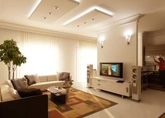 ... asma tavan dekorasyonu konusunda bulunan led ���k asma tavan_2