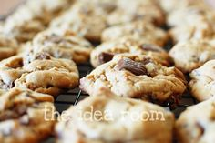 Just made these and they are now our new favorite cookies.