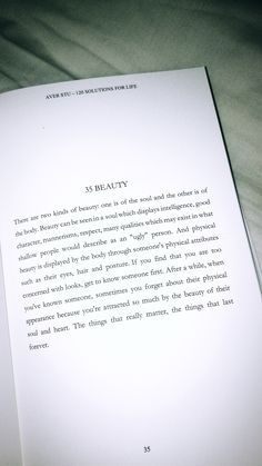 Chapter 35, BEAUTY. A page from my book. Simply click the visit button to get your copy from Amazon today!🙂