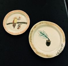 Great ceramic plates