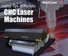 High precision CNC laser solution from Matcam is one of the much sought after in the market of Australasia.
