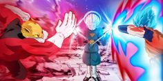 The Grand Priest's Mind-Blowing Power In DBS Manga - Toyotaro animation demonstrated to us a look at the energy of The Grand Priest.