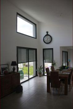 [Décoration][Salon - salle à manger][Loire Atlantique (44)] il est l'heure House Design, Room, House, Home, Windows, Deco