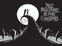 JAZZNIGHTMARE before Christmas Tommorrow nite!!