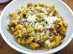 Discover Foods: Pasta and Beans