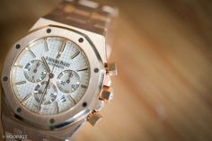 A Week On The Wrist: The Audemars Piguet Royal Oak Chronograph