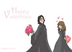 HAPPY VALENTINES SS N HG by usagistu on deviantART