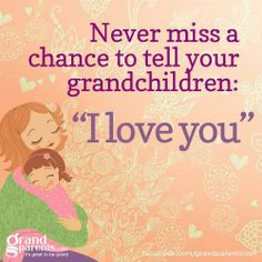 ❤️ the bond my kids have with there grandparents is unconditional and is so strong I love it and how they continue to do things with my kids! I want my kids very close to there grandparents and be able to talk with them on regular basis Family Quotes, Love Quotes, Inspirational Quotes, Awesome Quotes, Quotes About Grandchildren, Grandkids Quotes, I Love You, Love Her, Grandmothers Love