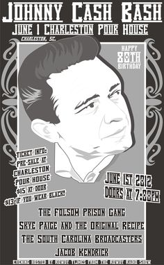 This Friday at the Pour House in Charleston SC