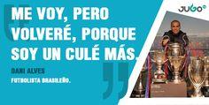 Dani Alves se va del Barcelona #somosJUGOtv