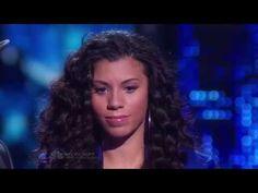 2014 SAISON 9 KELLI GLOVER chanteuse #3 semi finale Top 20 - Love On Top (Beyoncé)