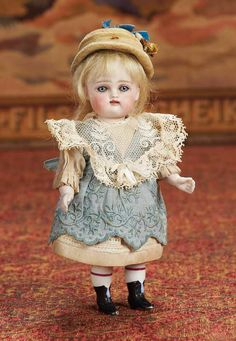 ビューカタログアイテム - テリオのアンティーク人形オークション
