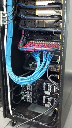 209 best racks and wiring images on pinterest cable management rh pinterest com