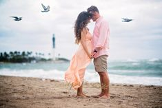 Had the opportunity to photograph Fraser and Pamella's \baby bump at the beach on an extremely breezy king tides day.It was pretty amazing! Pompano Beach, Maternity Photographer, South Florida, My Photos, Photography Ideas, Pretty, Image, Photoshoot Ideas
