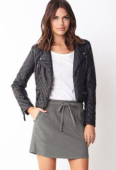 Womens jeans, trousers, shorts and skirt | shop online | Forever 21 - 2000090370