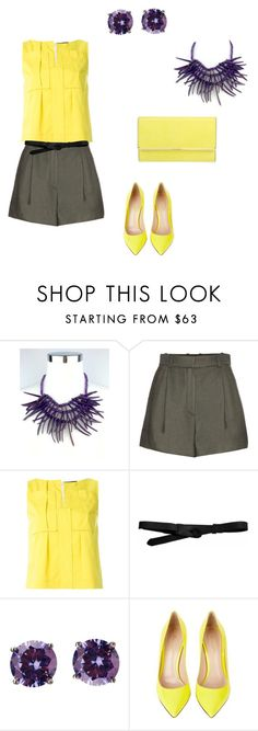 """Spring is coming Spring Is Coming, Henri Bendel, Bottega Veneta, Vienna, Versace, Polyvore, Stuff To Buy, Cold, Shopping"