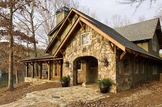 Trimble Kelly Studios on the Highlander: Building and Designing a Green Friendly Mountain Home