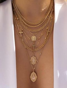 Awesome Raye Coin Necklace Set – Love Stylize - Women's Jewelry and Accessories-Women Fashion Cute Jewelry, Boho Jewelry, Jewelry Necklaces, Fashion Jewelry, Women Jewelry, Gold Bracelets, Jewelry Ideas, Gold Jewellery, Jewellery Shops