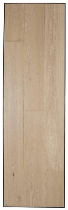 Pale Oak floor board - woodcut.com.au