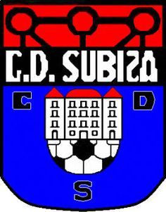CD Subiza (Subiza, Navarra, España) #CDSubiza #Subiza #Navarra (L19605) Football Team Logos, Crests, Badge, Spain, Soccer, Legends, Sports, Futbol, Sevilla Spain