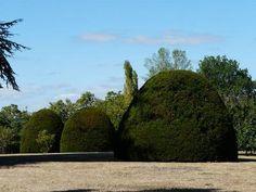 Les jardins du chateau de la bourlie guide du tourisme de la dordogne aquitaine