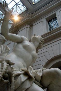 Andromeda and the Sea Monster - Domenico Guidi - 1694 Marble - Italian (Rome) - NYC, Metropolitan Museum of Art - Italian Renaissance Art, Angel Sculpture, European Paintings, Sea Monsters, Italian Art, Metropolitan Museum, Rome, Street Art, Sculptures