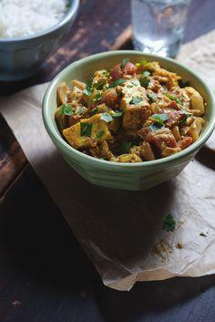 Fast Food Paneer Curry | The Tart Tart