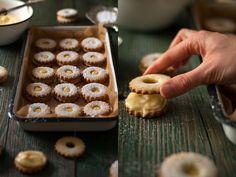 Linzerkarikák húsvéti kiadásban   NOSALTY – receptek képekkel