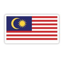 Malaysia Sticker By Wickedcartoons In 2020 Flag Coloring Pages
