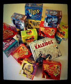 Juegos de mesa. Originales, divertidos, baratos y para toda la familia. www.juguetestradicionales.com