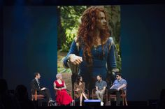 Once upon a Time panel at D23 Expo