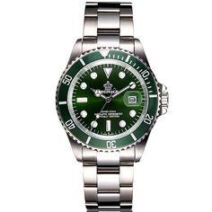 The Grenadier, at www.WristTakerWatches.com  http://wristtakerwatches.com/products/the-grenadier?utm_campaign=social_autopilot&utm_source=pin&utm_medium=pin