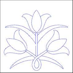 D34.gif (432×432) Stencil Patterns, Hand Embroidery Patterns, Applique Patterns, Mosaic Patterns, Applique Quilts, Applique Designs, Embroidery Applique, Beading Patterns, Cross Stitch Patterns