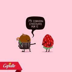 ¡Aaawww! Ya nos vamos poniendo románticos. #FelizViernes