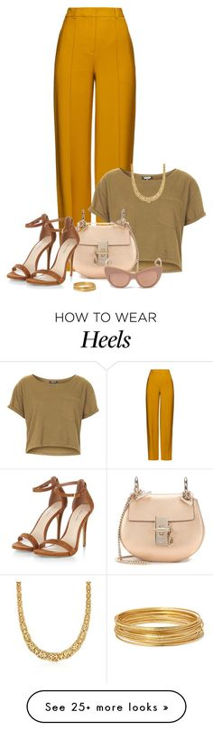 """Not so good."" by tuomoon on Polyvore featuring ADAM, Topshop, Chloé, STELLA McCARTNEY, Ross-Simons and Bold Elements"