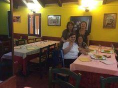 Monica, Rossella, Domizia e Rosalba