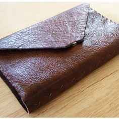 ★ HOW TO make a Leather Journal - BOOK BINDING tutorial ★