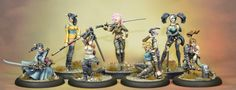 Hired Swords Group - Malifaux